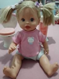 Boneca Litlle Mommy Banheirinho