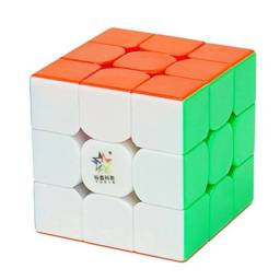 Cubo mágico Stickerless Yuxin