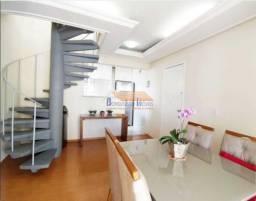 Cobertura à venda com 3 dormitórios em Bairro da graça, Belo horizonte cod:46410