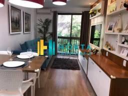 Loft à venda com 1 dormitórios em Copacabana, Rio de janeiro cod:CPFL10067