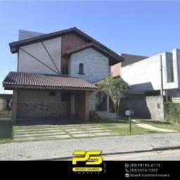 (ALTO PADRÃO) Casa com 3 Suites à venda por R$ 1.400.000 - Portal do Sol - João Pessoa/PB