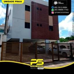 Apartamento com 2 dormitórios à venda, 54 m² por R$ 130.000 - Ernesto Geisel - João Pessoa