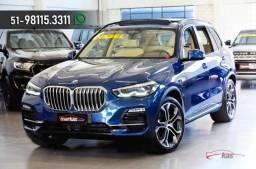 BMW X5 3.0 XDRIVE30D 265HP TETO 4X4 UNICO DONO 17 MIL KM 4P