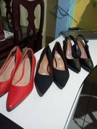 Sapatos 150 negociável