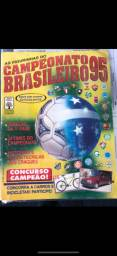 Álbum Campeonato Brasileiro 1995