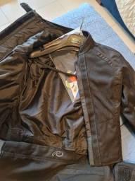 Jaqueta e calça para motocicleta Riffel tam M Feminina