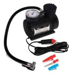 Título do anúncio: Mini compressor de ar 12v 300 psi automotivo carro/moto