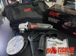 Esmerilhadeira Angular Skil 9004 830w c/ 2 anos de garantia