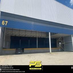 Galpão para alugar, 1439 m² por R$ 20.000/mês - Conde - Conde/PB