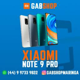 Xiaomi Redmi Note 9 Pro 128gb - Celular Novo! Gabshop