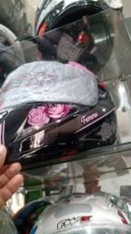 Vendo capacete / novo