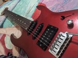 Guitarra Tagima Memphis Mg230 vermelho Metálico
