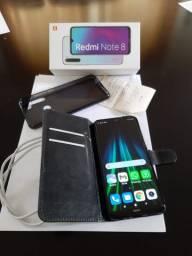 Celular Redmi Note 8 Novo