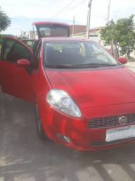 Fiat punto 2010 1.4 elx flex completo