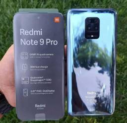 Redmi Note 9 pró - Fino aparelho com excelente promoção...