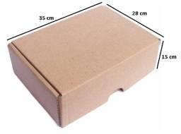Caixa correio 35x28x15 pct 25un