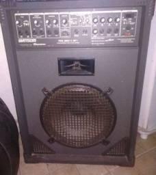 Caixa amplificadora wattsom pcr 250