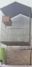Vendo essa gaiola valor 70 reais