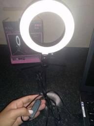 Vendo ring light led mesa iluminador live