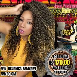 Wig KamBami fibra Futura R$:170,00