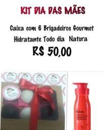 Kit Dia Das Mães R$ 50, 00