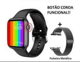 Relógio Smartwatch IWO W26<br><br>
