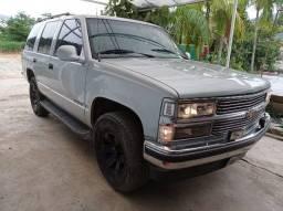 Versão Raríssima! Chevrolet Grand Blazer Dlxt Tahoe 4.2 turbo