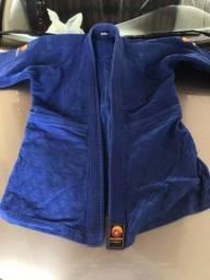 Kimono Dragão Azul