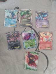 Cartas Pokémon TCG EX