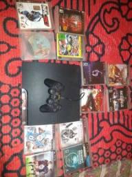 Playstation 3 ( com 12 jogos )