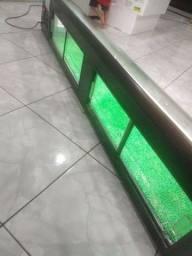 Expositor de sushi  220ws novo