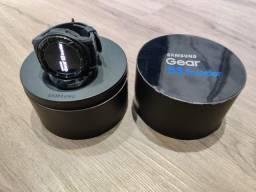 Samsung Gear S3 Frontier Smartwatch + Pulseiras + Carregador extra