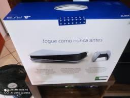 PS5 NOVO LACRADO