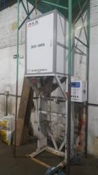 Balança eletrônica capac 60kg Produtos granulados secos Arroz Feijão ração