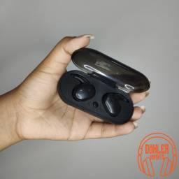 Fone de Ouvido Bluetooth com controle por Touch/Toque