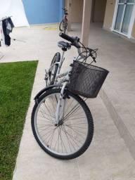 Bicicleta adulto feminina aro 26