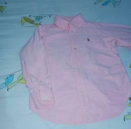 Camisa infantil Ralph Lauren 3/3T original