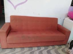 1 sofá cama