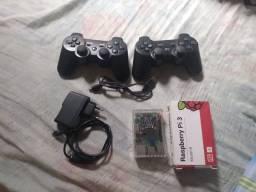 Vídeo Game Retro Raspberry pi3