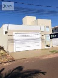 Casa com 4 dormitórios à venda, 205 m² por R$ 980.000 - Centro - Campo Mourão/PR