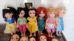Boneca Princesas da Disney