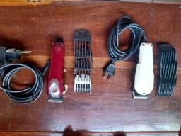 Máquina wahl Magic clip e Super taper