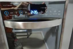 Lava Louças Electrolux BlueTouch 12 serviços inox funcionando perfeitamente 220v