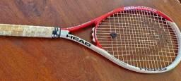 Raquete de tênis profissional