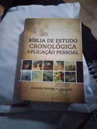 Bíblia cronológica CPAD