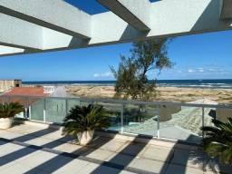 Cobertura com vista para o mar em Torres