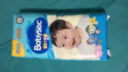 Título do anúncio: Fraldas Descartáveis - Babysec