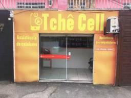 Vendo ponto loja de celular e informática muito bem localizada