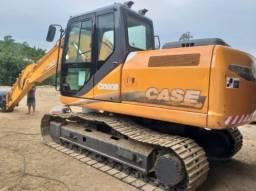 Escavadeira Hidráulica Case