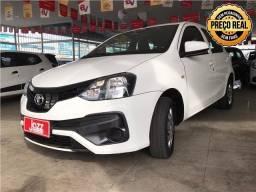 Título do anúncio: Toyota Etios 2020 1.3 x 16v flex 4p automático